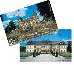 Bild Jahreskarten der Bayer. Schlösserverwaltung