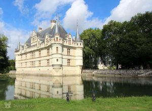 Château Azay-le-Rideau, Loire
