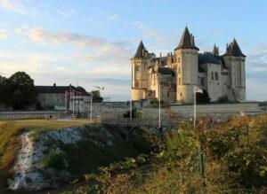 Chateau Saumur, Loire