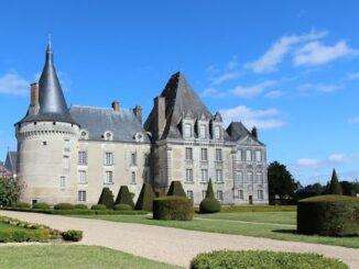 Chateau Azay-le-Ferron, Loireregion