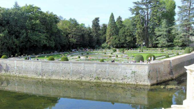Chenonceau_Garten-Katharina-de-Medici_6518