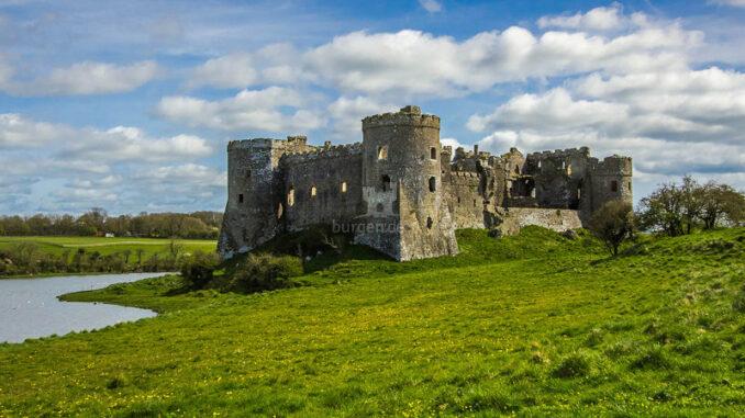 Carew-Castle-normannische-Fassade_Roman-Grac-Pixabay_800