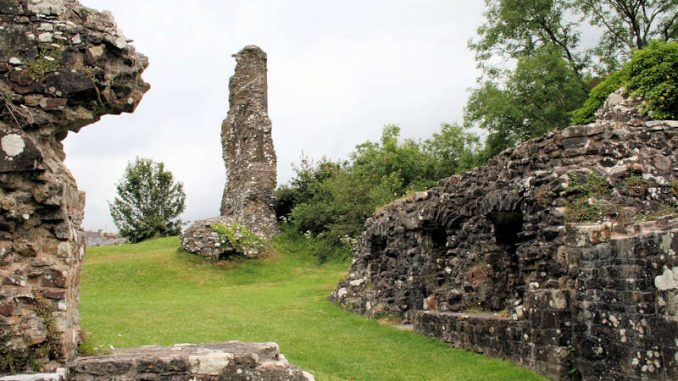 Narberth-Castle_Aufgang_0974