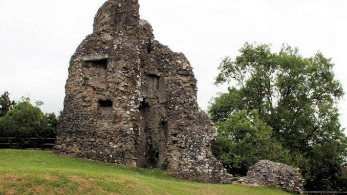Narberth-Castle_Turmfragment_0966