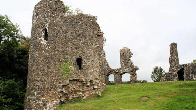 Narberth-Castle_Turmruine_0976