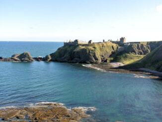Dunnottar Castle, Stonehaven (Schottland) - by Maurice King/flickr under ccby