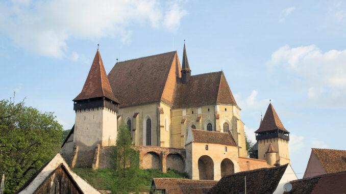 Kirchenburg Biertan (deutsch Birthälm, ungarisch Berethalom), Rumänien