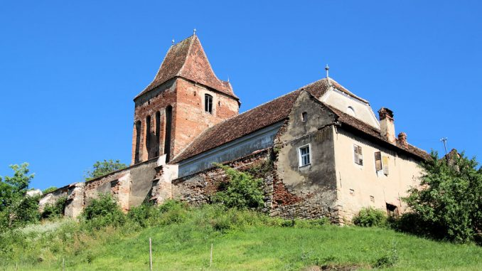 Kirchenburg Buzd (deutsch Bußd (bei Mediasch), såksesch Buss, ungarisch Szászbuzd), Rumänien