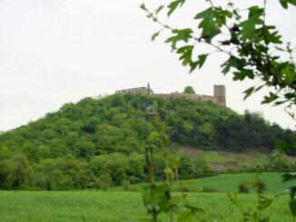 Burg Gleichen, Thüringen - Panorama