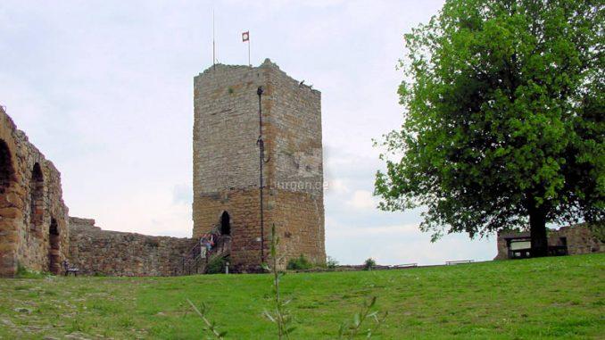 Burg-Gleichen_0014_Bergfried