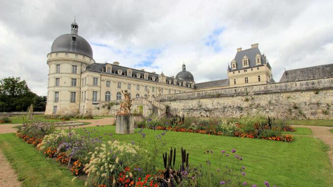 Chateau-Valencay_5980-Blick-vom-Garten