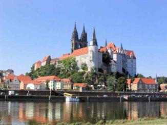 Albrechtsburg_flickr-Miala (Deutschland), der erste Schlossbau Deutschlands und Europas erste Porzellanmanufaktur.