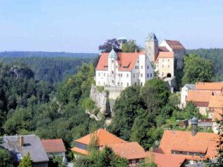 Burg Hohnstein (Sachsen) © Gemeinde Hohnstein