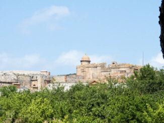 Fortresse de Salses (Frankreich) - Panorama
