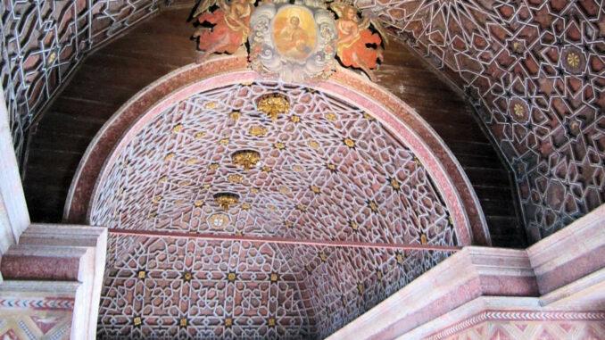 Sintra_0915_Decke-Pfalzkapelle