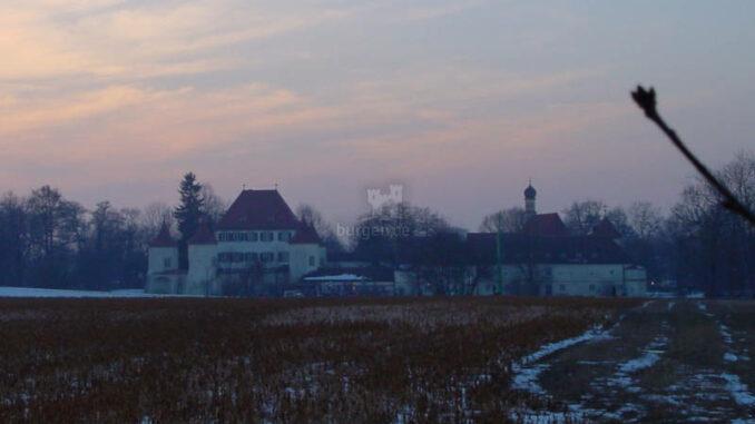 Blutenburg_0022_Abenddaemmerung