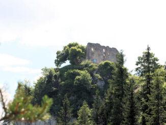 Burg Falkenstein im Allgäu