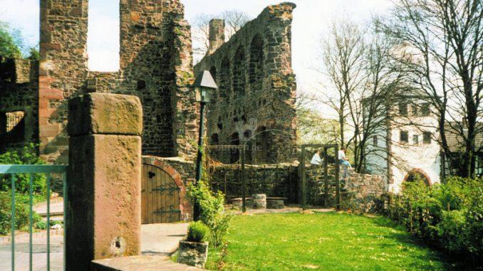 Burg-Hayn_Palas