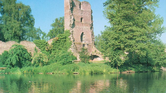 Burg-Hayn_Turmruine