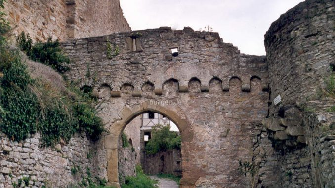 Burg-Hornberg_Aufgang