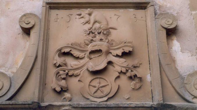 Burg-Hornberg_Wappenstein