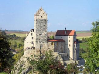 Burg Katzenstein, Baden-Württemberg
