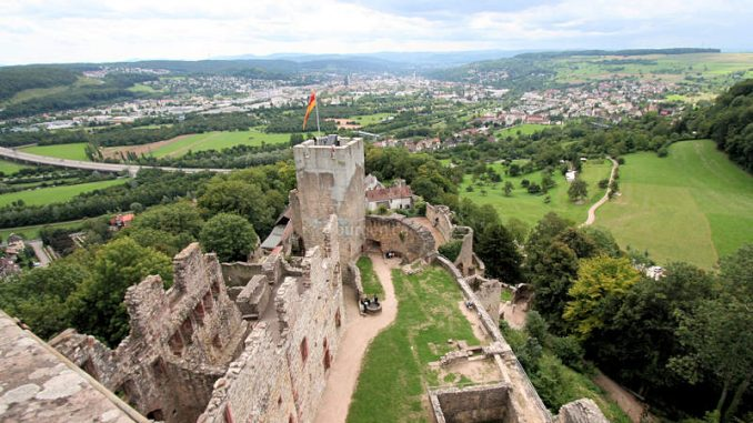 Burg-Roetteln_1610_Blick-von-oben