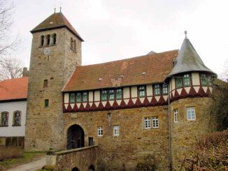 Burg Wohldenberg, Niedersachsen - Torhaus