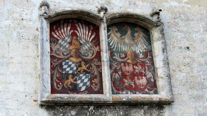 Burghausen_1318_Wappen