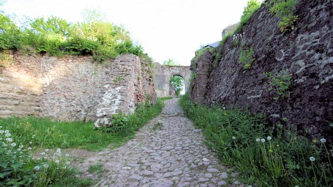Burgruine-Donaustauf_6553_Aufgang