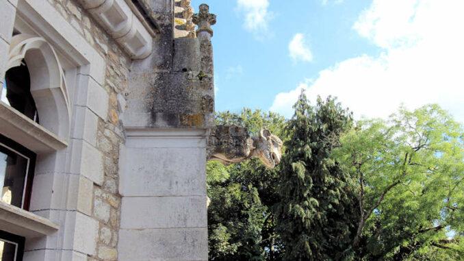 Chateau-Guillaume_6283_Wasserspeier