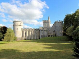 Chateau Guillaume Rückseite - angeblich hat Eleonore von Aquitanien hier ihre Kindheit verbracht