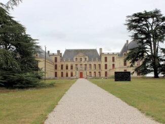 Chateau d'Oiron, Loireregion (Frankreich)