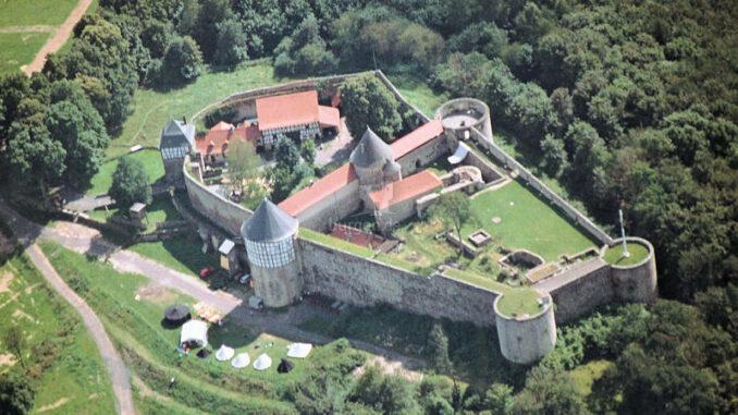 Festung-Herzberg_Luftbild