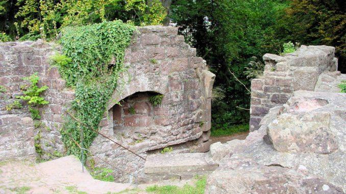 Hinterburg-Neckarsteinach_0064_Reste-Torhaus