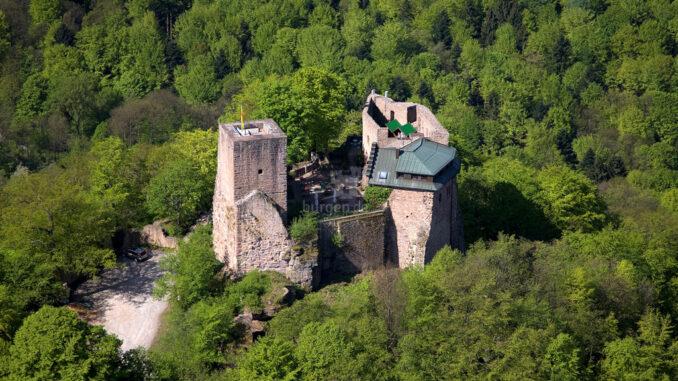 Hohenbaden_Altes-Schloss_Luftbild-1_c-Achim-Mende-SSG