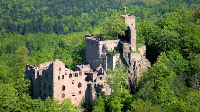 Hohenbaden_Altes-Schloss_Luftbild-2_c-Achim-Mende-SSG