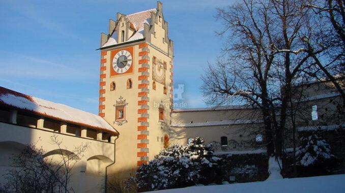 Hohes-Schloss-Fuessen_0106_Innenhof