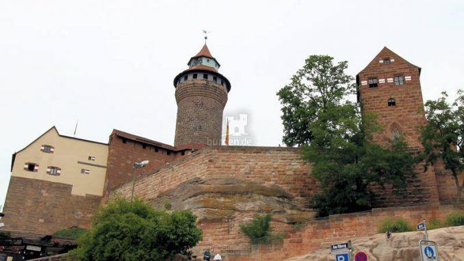 Kaiserburg-Nuernberg_114_Aufgang