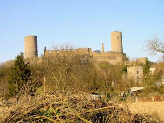 Münzenburg, Hessen - Panorama