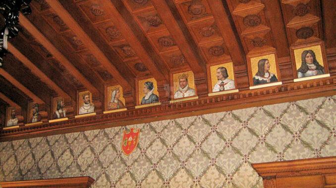 Palacio-e-Quinta-da-Regaleira_8267_Deckenportraits