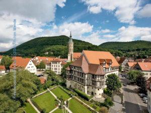 Residenzschloss Urach (Baden-Württemberg) © SSG / Achim Mende