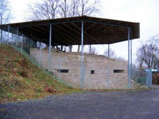 Burg Rodenberg, Niedersachsen - Südbastei, Photo Schales