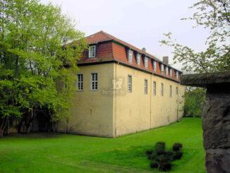 Schloss Wittlage, Niedersachsen - Hauptgebäude