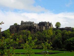 Stirling Castle - eine der schönsten Festungen Schottlands