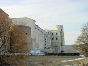 Willibaldsburg (Bayern) - Blick auf das Hauptgebäude