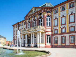 Schloss Bruchsal - Bild Th G / Pixabay