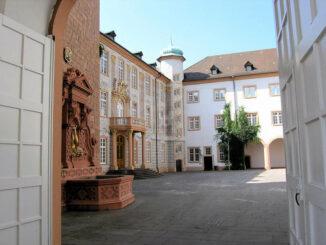 Schloss Etllingen, Baden-Württemberg, Südflügel (c) Museum Ettlingen