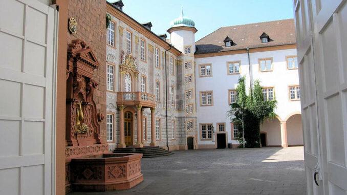 Schloss-Etllingen_Ansicht-Suedfluegel