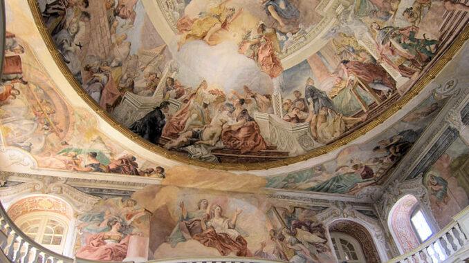 Schloss-Ettlingen-Asamempore